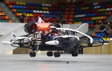 В России планируют начать эксплуатировать летающее такси в 2025 году