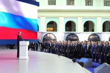 Путин предложил ввести выплаты на детей с трех до семи лет