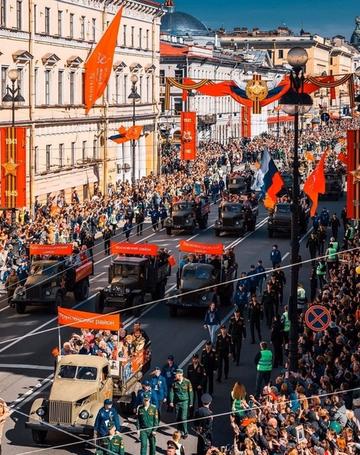 Путешествие в прошлое: ко Дню Победы в Петербурге воссоздадут облик Ле