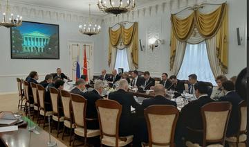 Беглов принял участие в заседании оргкомитета по подготовке к ЧЕ-2020