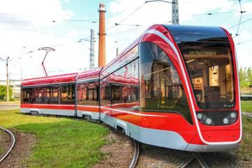 От Мурино до Парнаса могут пустить легкорельсовый трамвай