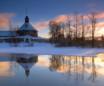 Шесть интересных крепостей неподалёку от Петербурга