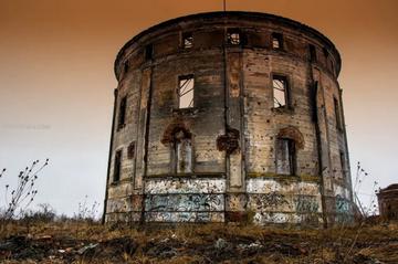 Заброшенная башня инженера Инка