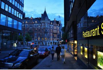 В Хельсинки обсудили проект «Туристический коридор «Санкт-Петербург –