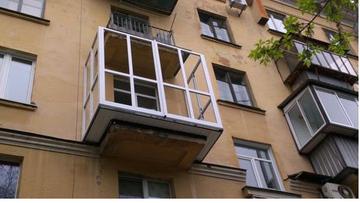 Штраф за незаконное остекление балконов