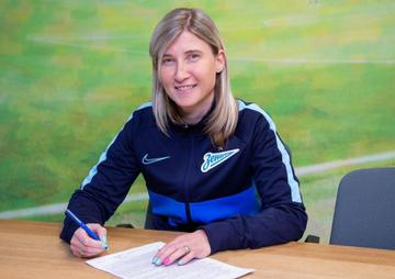 «Зенит» создаст женский футбольный клуб