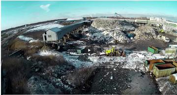 Правительство Петербурга взяло под контроль «экологическую бомбу»