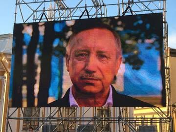 Губернатор напомнил петербуржцам о правилах безопасности