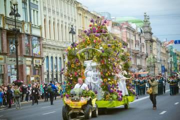 В Северной столице состоится международный фестиваль цветов