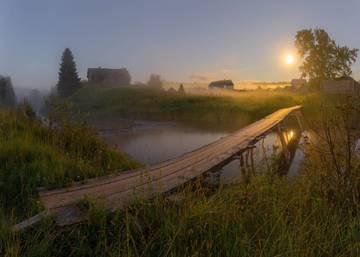 Тишина и красота: парк «Вепсский лес» готов принимать гостей