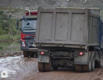 Мусор с «МПБО-2» потихоньку вывозят на закрытый полигон «Новоселки»