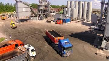 Асфальтобетонный завод «АБЗ-1» должен переехать за пределы города
