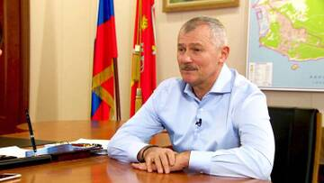 Николай Цед – не глава Приморского района, а его позор