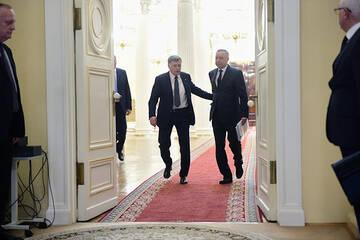 Председатель ЗакСа мысленно простился с Петербургом