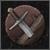 избранное оружие - офицерский палаш